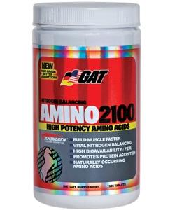 GAT Amino 2100 (325 таблеток)