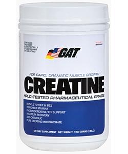 GAT Creatine (1000 грамм)