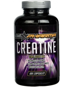 Ge Pharma Creatine Ethyl Ester (180 капсул)