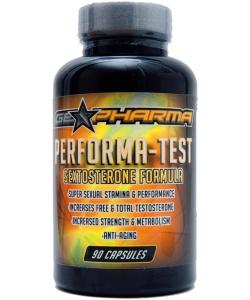 Ge Pharma Performa-Test (90 капсул)