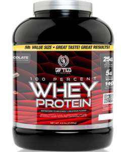 Gifted Nutrition 100% Whey Protein (2200 грамм, 64 порции)