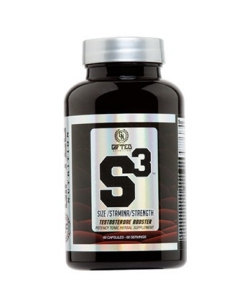 Gifted Nutrition S3 Testosterone Booster (60 капсул, 60 порций)