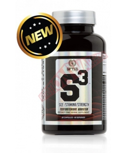 Gifted Nutrition S3 Testosterone Booster (90 капсул)