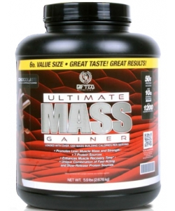 Gifted Nutrition Ultimate Mass Gainer (5400 грамм, 16 порций)