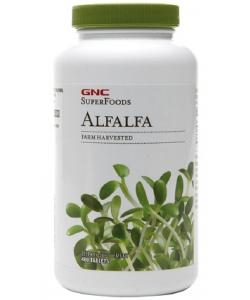 GNC ALFALFA (480 таблеток)