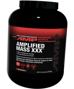 GNC Amplified Mass XXX (2727 грамм)