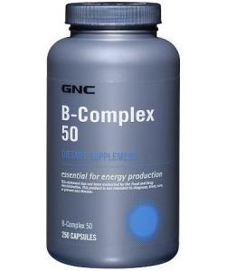 GNC B-Complex 50 (250 капсул)