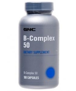 GNC B-COMPLEX 50 (100 капсул)