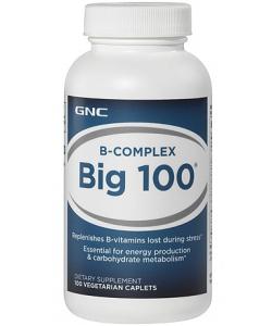 GNC B-Complex Big 100 (100 капсул)