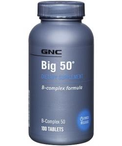 GNC Big 50 (100 капсул)
