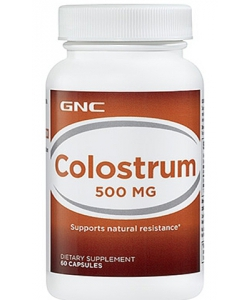 GNC Colostrum (60 капсул)