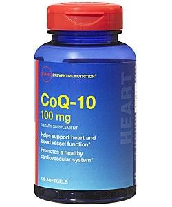 GNC CoQ-10 100 mg (120 капсул)