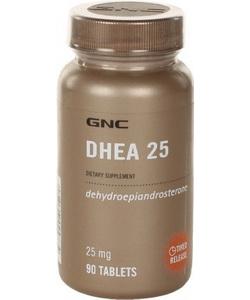 GNC DHEA 25 (90 таблеток)