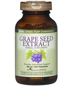GNC Grape Seed Extract (100 капсул, 100 порций)