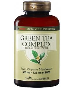 GNC Green Tea Complex (200 капсул, 200 порций)
