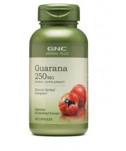 GNC Guarana (100 капсул, 100 порций)