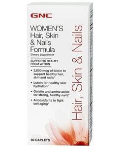 GNC Hair, Skin & Nails Formula (60 капсул)