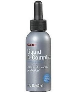 GNC Liquid B-Complex (60 мл, 60 порций)