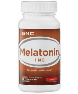GNC MELATONIN 1 (120 таблеток)