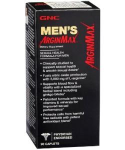 GNC Men's ArginMax (90 капсул, 15 порций)