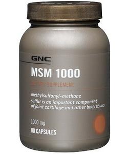 GNC MSM 1000 (90 капсул)