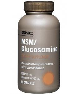 GNC MSM & Glucosamine (90 капсул)