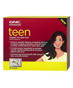 GNC TEEN VITAPAK GIRLS (30 пак., 30 порций)