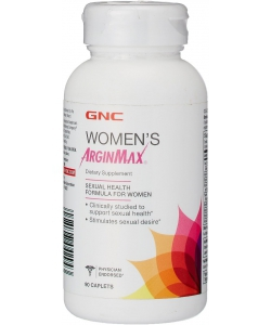 GNC Women's ArginMax (90 капсул, 15 порций)