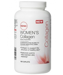 GNC WOMEN'S COLLAGEN (180 капсул)