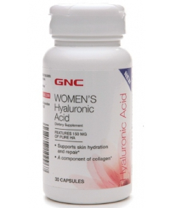 GNC Women's Hyaluronic Acid (30 капсул)
