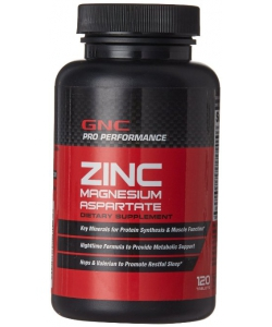 GNC Zinc Magnesium Aspartate (120 таблеток)