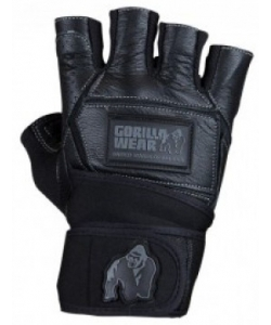 Gorilla Wear Hardcore Wrist Wraps Gloves Перчатки мужские