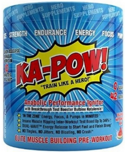 Hero Supplements Ka-Pow! (252 грамм)