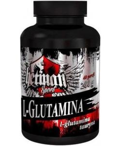 Hetman Sport L-Glutamina (200 грамм, 40 порций)