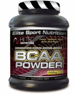 Hi Tec Nutrition BCAA Powder (500 грамм, 38 порций)