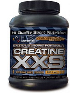 Hi Tec Nutrition Creatine XXS Professional Series (200 капсул, 40 порций)