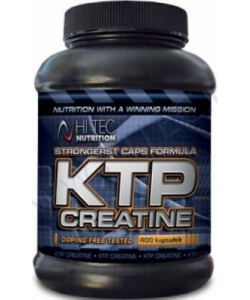 Hi Tec Nutrition KTP Creatine (200 капсул, 50 порций)