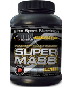 Hi Tec Nutrition Super Mass Professional Series (3000 грамм, 40 порций)