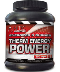 Hi Tec Nutrition Therm Enegy POWER (100 капсул)