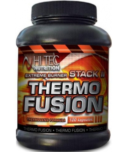 Hi Tec Nutrition Thermo Fusion Stack II (120 капсул, 30 порций)