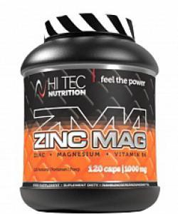 Hi-Tec Nutrition ZMA (120 капсул, 40 порций)