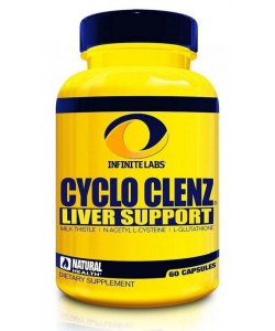 Infinite labs Cyclo Clenz liver support (60 капсул, 30 порций)