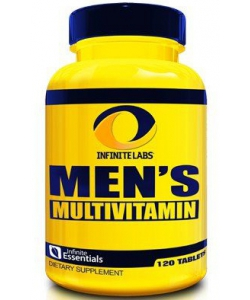 Infinite Labs Men's Multivitamin (120 таблеток, 120 порций)