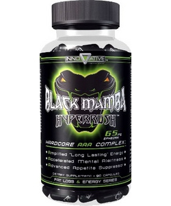 Innovative Laboratories Black Mamba Hyperrush (90 капсул)