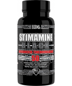 INNOVATIVE Stimamine Black (90 капсул, 90 порций)
