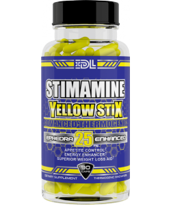 INNOVATIVE Stimamine Yellow Stix (90 капсул, 90 порций)