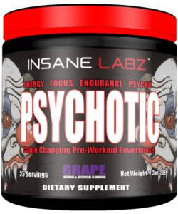 Insane Labz Psychotic (208 грамм, 35 порций)