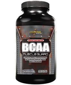 InterActive Nutrition BCAA Muscle Guard (240 капсул, 30 порций)