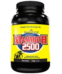 InterActive Nutrition Mammoth 2500 (1100 грамм)