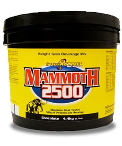 InterActive Nutrition Mammoth 2500 (4400 грамм)